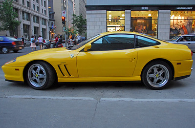 Ferrari F550