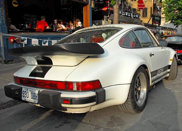 Porsche Turbo RSR