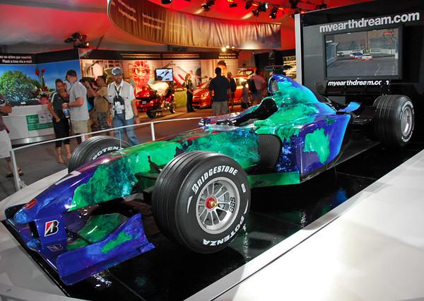 Honda F1 Car