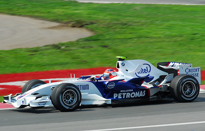 BMW Robert Kubica