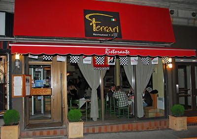 Ferrari Restaurant