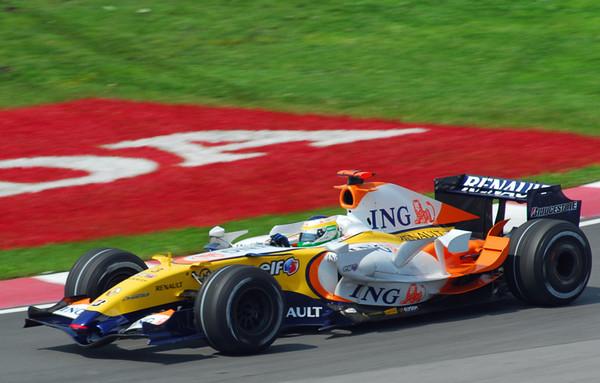 Renault Giancarlo Fisichella