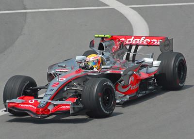 McLaren Lewis Hamilton 01