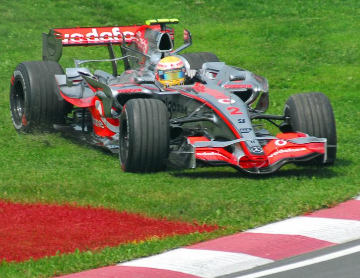 McLaren Lewis Hamilton 02