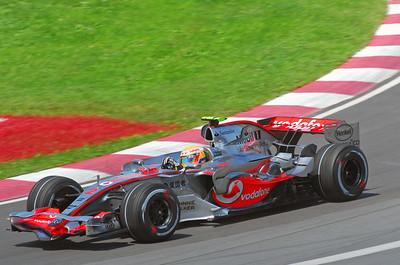 McLaren Lewis Hamilton 05