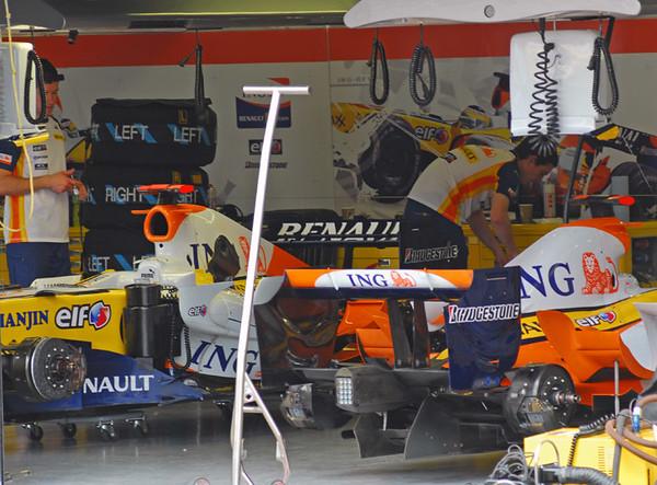 Renault garage