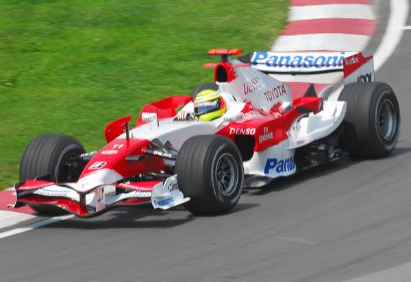 Toyota Ralf Schumacher