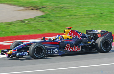 Red Bull David Coulthard