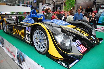 Acura-Honda Le Mans LMP2