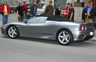Ferrari F360 Sypder
