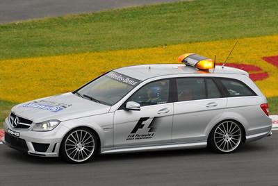 F1 Medical Car