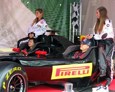 Pirelli photo booth