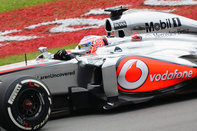 McLaren Jenson Button 02