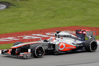 McLaren Jenson Button 01