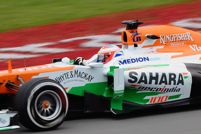 Force India Paul di Resta 01