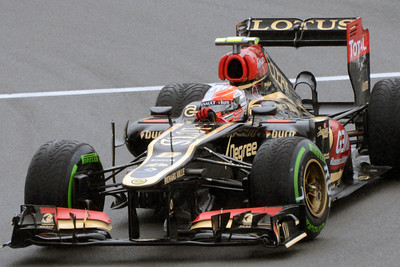 Lotus Romain Grosjean 02