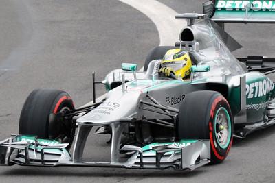 Mercedes Nico Rosberg 01