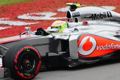 McLaren Sergio Perez 01