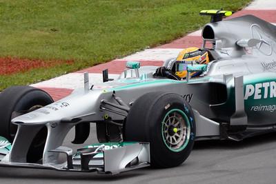 Mercedes Lewis Hamilton 01