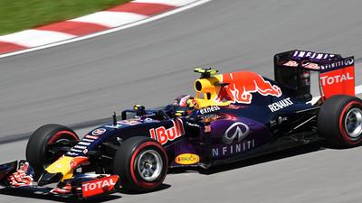 Daniil Kvyat Red Bull