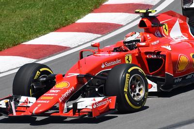 Kimi Raikkonnen Ferrari