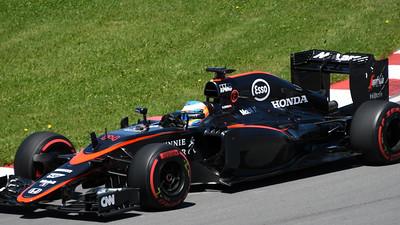 Fernando Alonso Honda