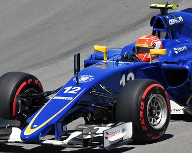 Felipe nasr Sauber