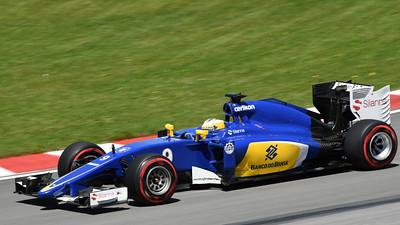 Marcus Ericsson Sauber 02