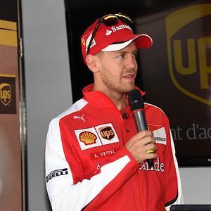 Sebastian Vettel UPS 03