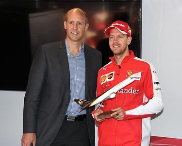 Sebastian Vettel UPS 05