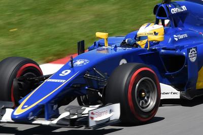 Marcus Ericsson Sauber 03