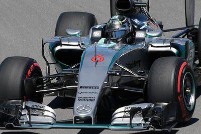 Nico Rosberg Mercedes 03