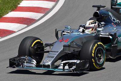 Lewis Hamilton Mercedes 03