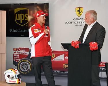Sebastian Vettel UPS 04