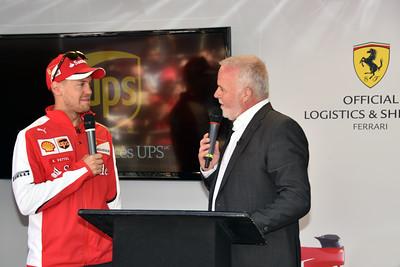 Sebastian Vettel UPS 02