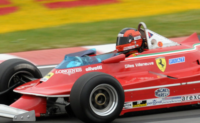 Historic F1 Car 28