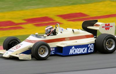 Historic F1 Car 23
