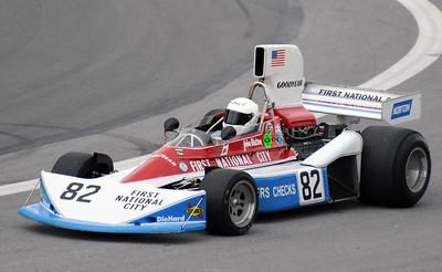 Historic F1 Car 10