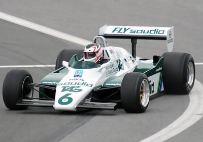 Historic F1 Car 01