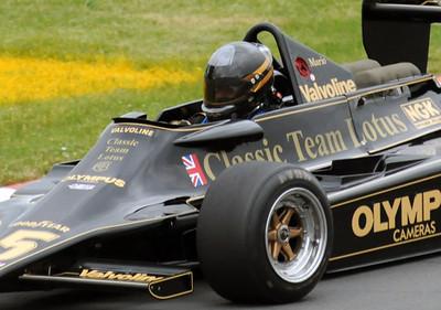 Historic F1 Car 34