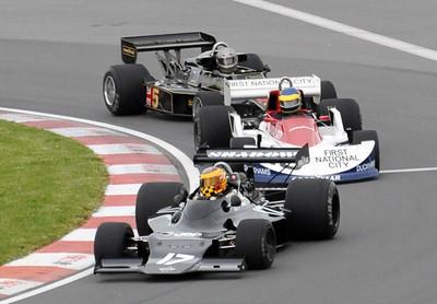 Historic F1 Car 19