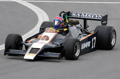 Historic F1 Car 09