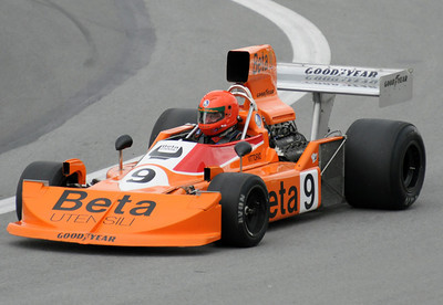 Historic F1 Car 04