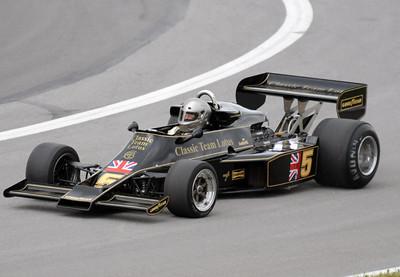 Historic F1 Car 08