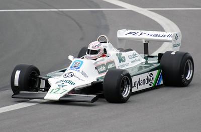 Historic F1 Car 03