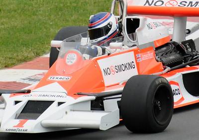 Historic F1 Car 33