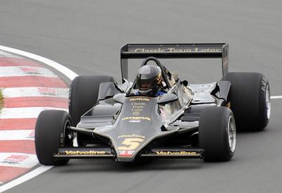 Historic F1 Car 13