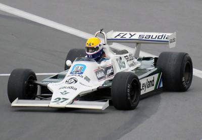Historic F1 Car 02