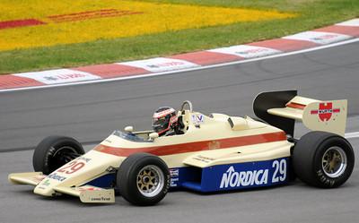 Historic F1 Car 07