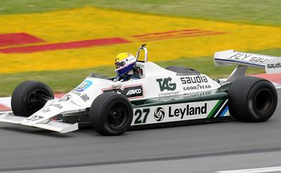 Historic F1 Car 21